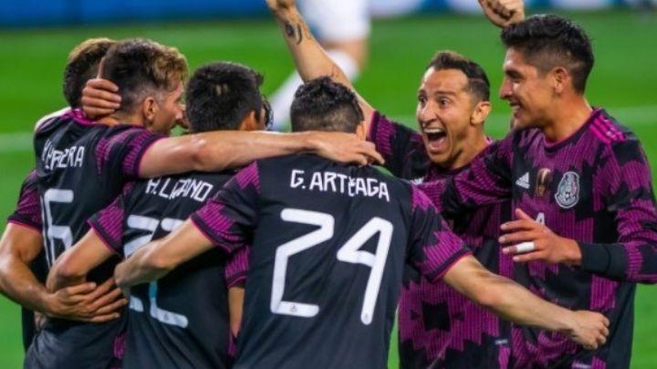 Cambio de piel: Selección Mexicana tendría nuevo escudo en su jersey para Mundial de Qatar