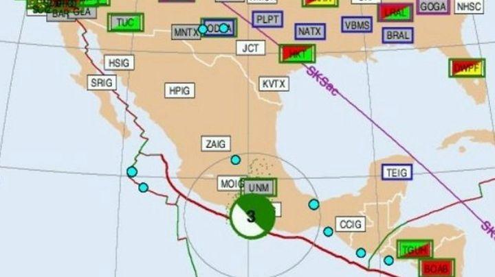 Reportan sismos consecutivos en Ciudad de México y Acapulco; activan protocolos de seguridad