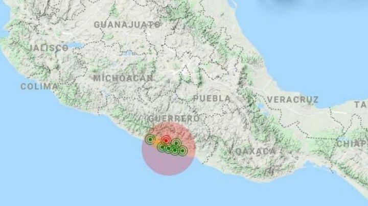 Tras sismo magnitud 7.1, advierten sobre posible tsunami en las costas de Guerrero