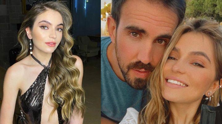 Sofía Castro, hija de Angélica Rivera, presume su segundo aniversario con su novio ¿y confirma boda?