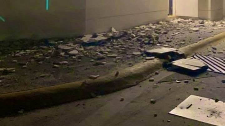Estragos del terremoto de 7.1 en México: Una víctima mortal, 2 heridos y hospitales sin luz