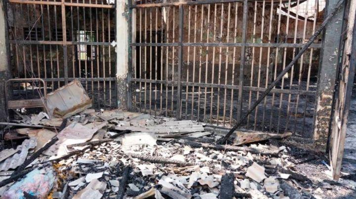 Tragedia en Indonesia: Incendio en una prisión deja 41 muertos; algunos de ellos calcinados