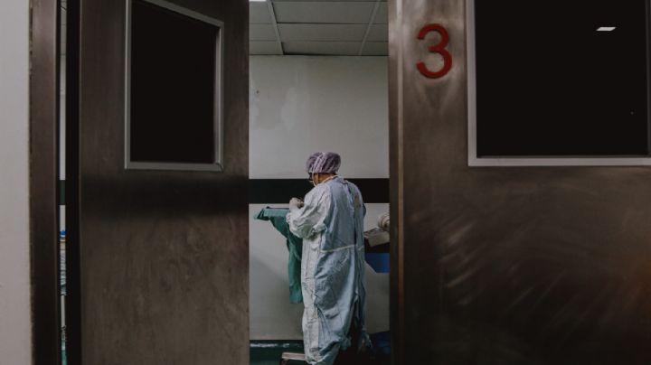 Tras contagiarse de Covid-19, 'abuelito' se suicida; se lanzó del nosocomio donde lo atendían