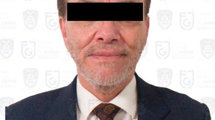 (VIDEO) Al reclusorio: FGJ-CDMX detiene a Alejandro Del Valle, socio de Miguel Alemán Magnani