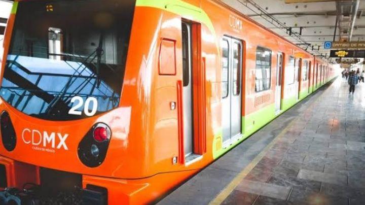 Tragedia en CDMX: Frente a usuarios, hombre se suicida en el Metro; se lanzó a las vías