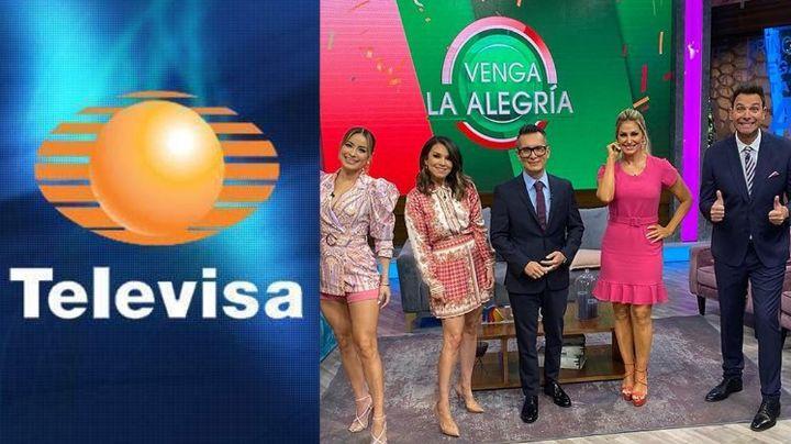Tras 'veto' en 'Hoy' y unirse a TV Azteca, conductora de 'VLA' deja el programa y ella la reemplaza