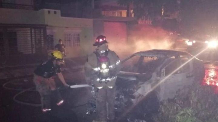 Terror en Mazatlán: Enfrentamiento entre delincuentes deja 4 cuerpos calcinados